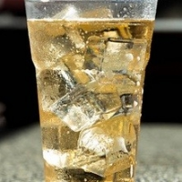 PET tvrda čaša za sokove i vino, fi78mm