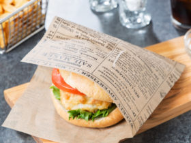 Papiri otporni na masnoću za hamburgere