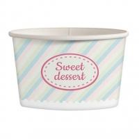 Ice cream cup 360ml pastel