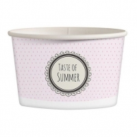 Ice cream cup 360ml pastel 2