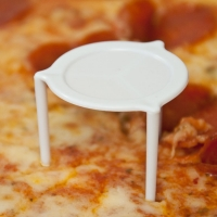 Pizza stopper