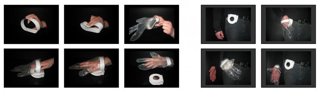 Higijenska rukavica za ugostiteljstvo - primjena